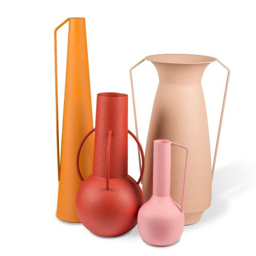 Pols Potten Vases Roman Sunset set van 4 01