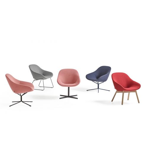 Artifort Beso Lounge fauteuil